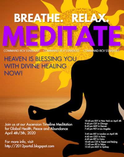 Meditate-stardust